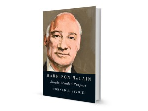 Harrison McCain book cover