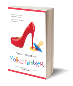 Photo of MotherFumbler book cover
