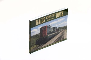 Rails Across the Rock book cover photo