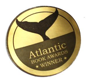 book awards sticker