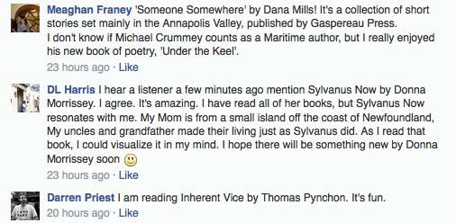 Facebook Summer Books Grab