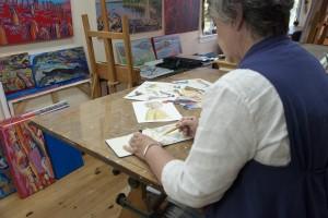 Susan Tooke children's book illustrator