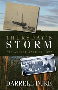 Thursday's Storm book cover
