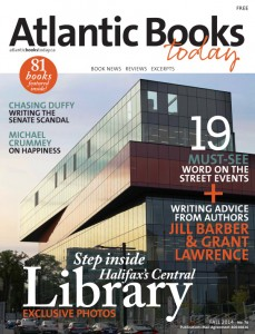 Halifax Central Library-Cover story