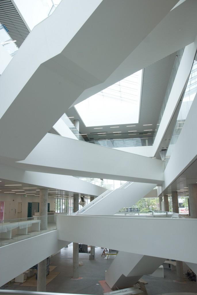 Halifax Central Library-Atrium