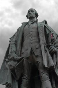 cornwallis statue halifax