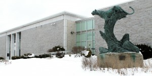 The Beavebrook Art Gallery, 703 Queen Street, Fredericton, was a gift to the province of New Brunswick in 1959 from Sir Max Aitken, Lord Beaverbrook himself.