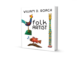 William roache-folk artist-cbu press