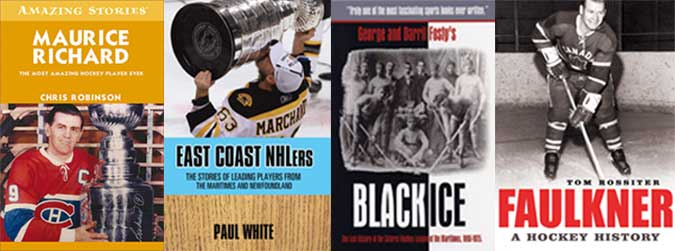 hockey books