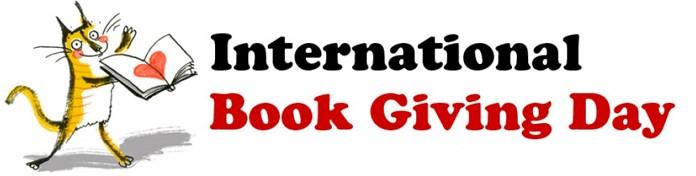 internationl book giving day