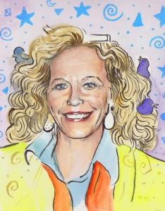 Sheree Fitch Portrait