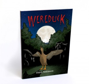 Wereduck cover