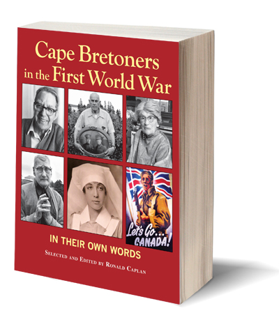 Cover of Cape Bretoners in the First World War