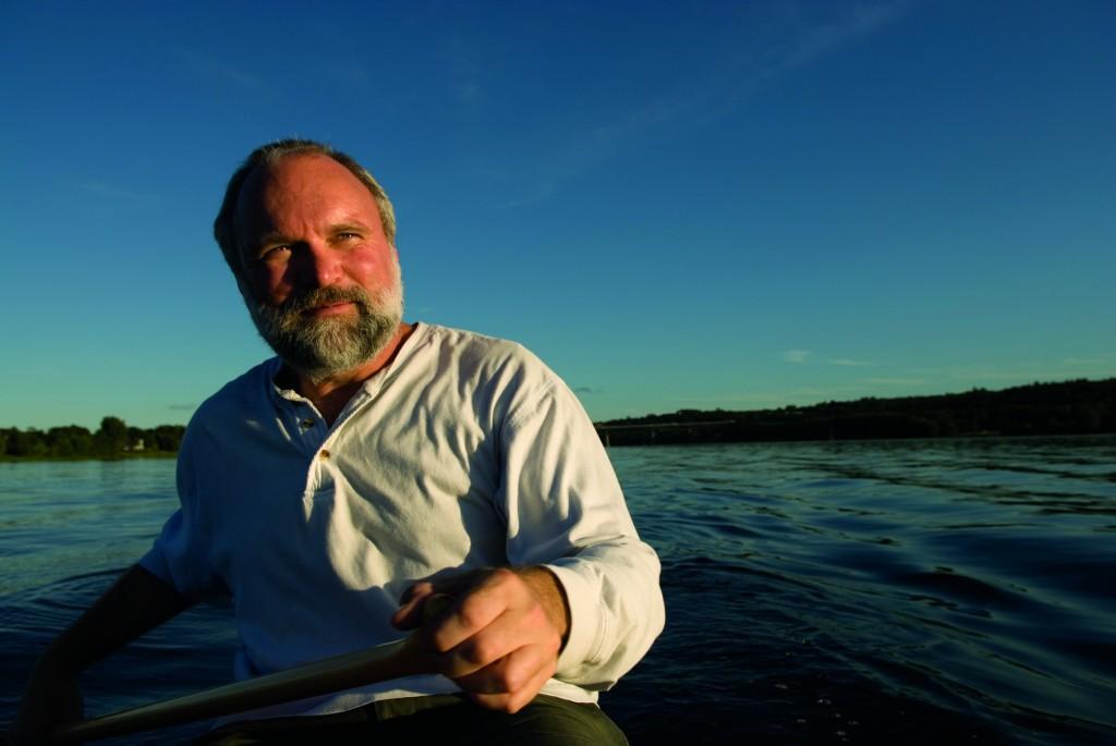Mark Jarman Story- St. John River