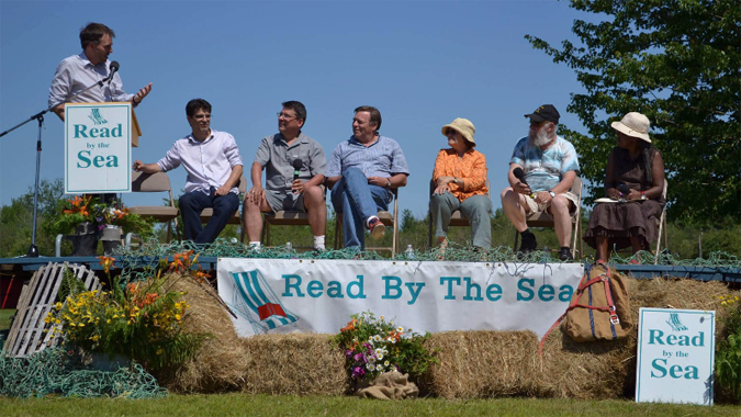 Read By the Sea 2014