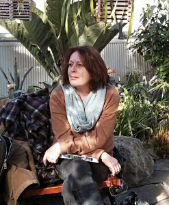 Carmelita McGrath author of Escape Velocity