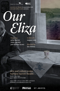our eliza poster