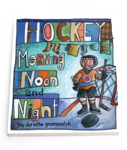 Hockey Morning, Noon, and Night