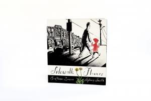 sidewalk flowers-sydney smith