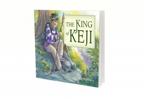 King of Keji by Jan L. Coates, illustrated by Patsy MacKinnon