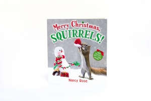 Merry Christmas Squirrels