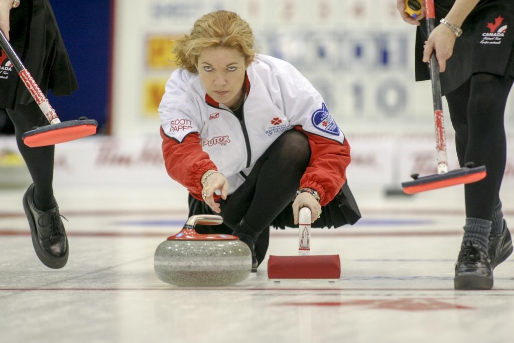 Colleen Jones - curling