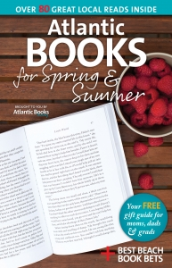Atlantic Books for Spring & Summer