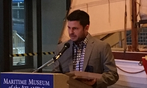 R.W. Gray Entropic East Coast Literary Awards