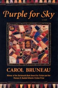 Purple for Sky Carol Bruneau