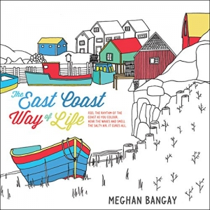 East Coast Way of Life Colouring Book