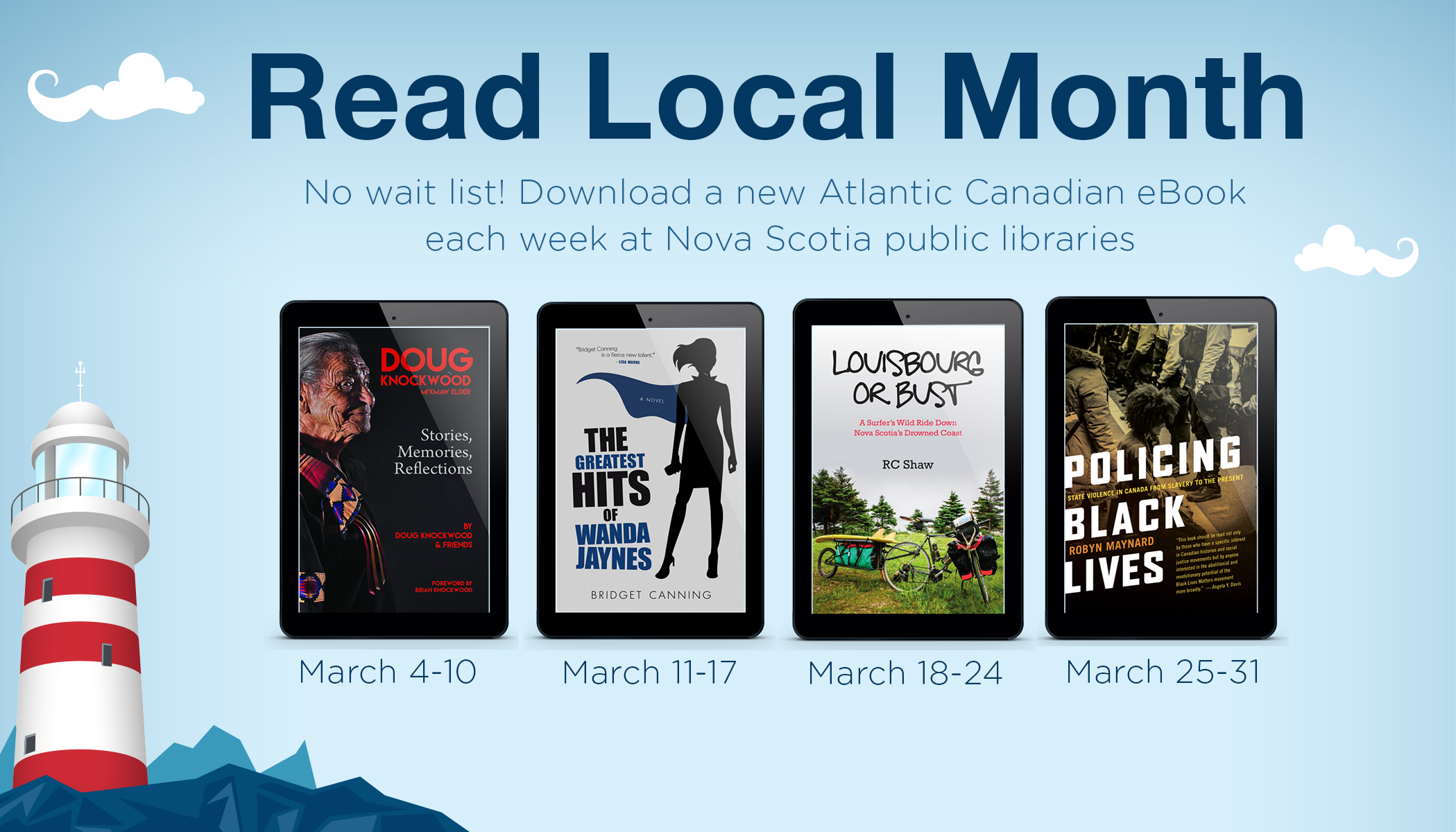 Read Local Month