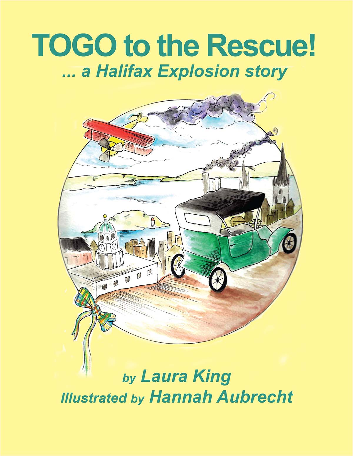 TOGO' to the rescue – a Halifax Explosion Story