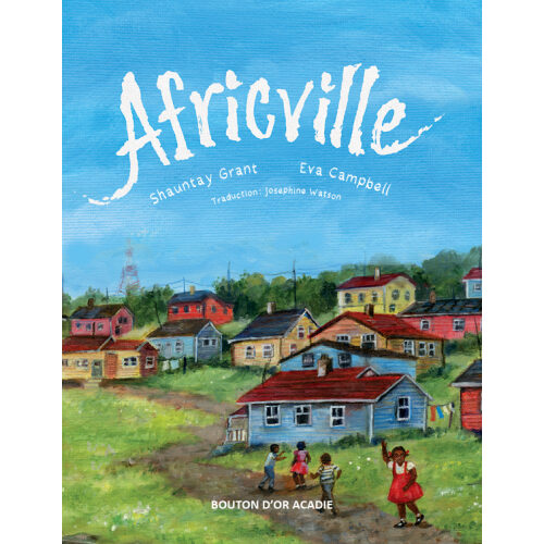 Cover image of Africville