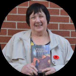 photo of author Valerie Sherrard
