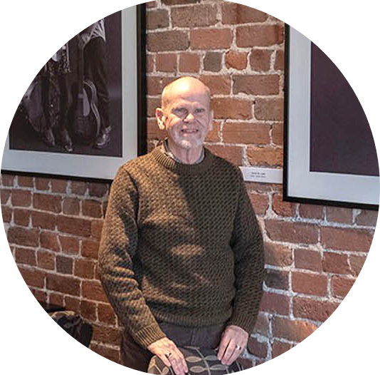 Photo of author James Wilson