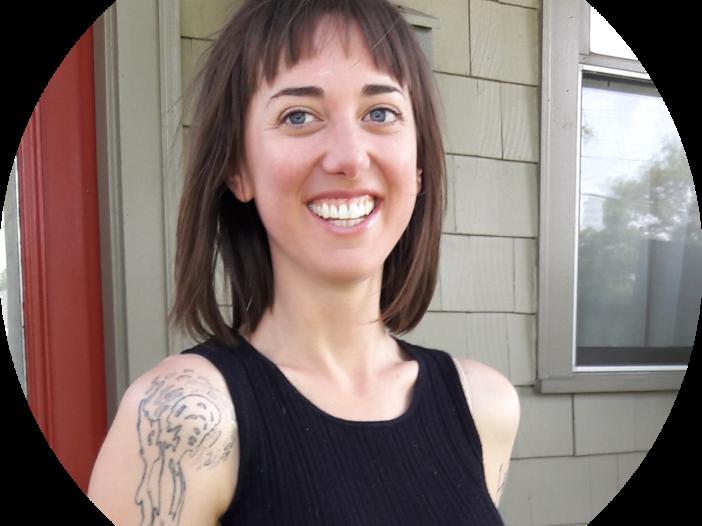 Photo of author Veronica Post