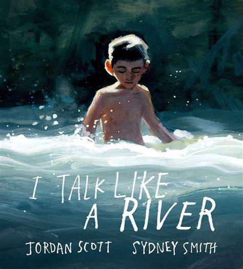 Cover Image I Talk Like A River
