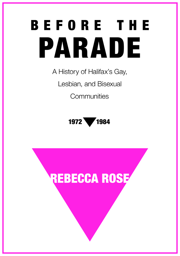 Before the Parade by Rebecca Rose cover image