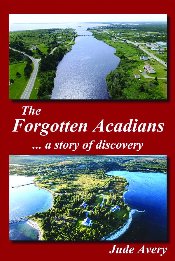 Forgotten Acadians – eBook
