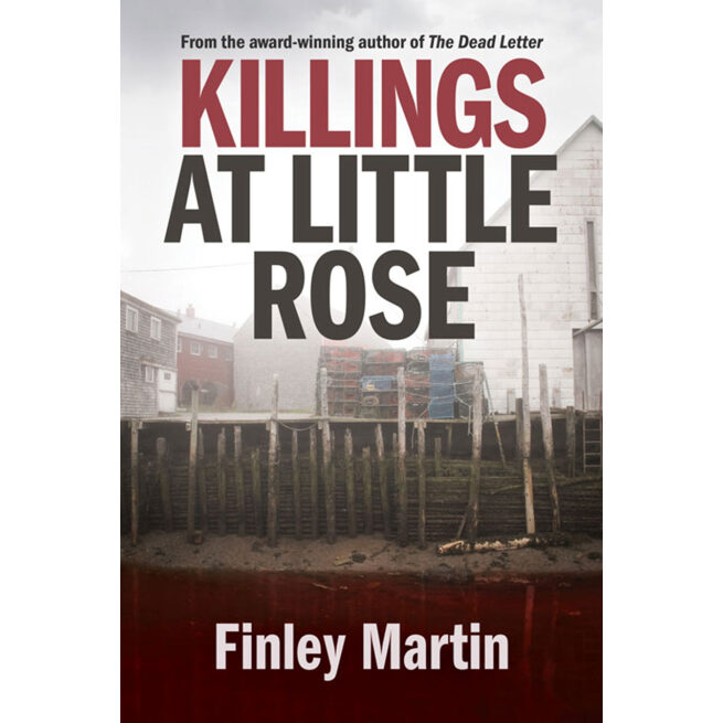 Cover image of Killings at Little Rose