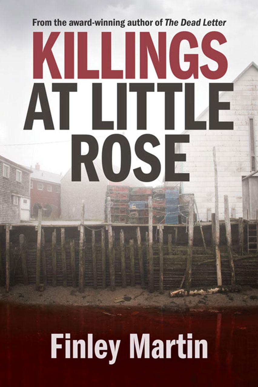 Killings at Little Rose – eBook