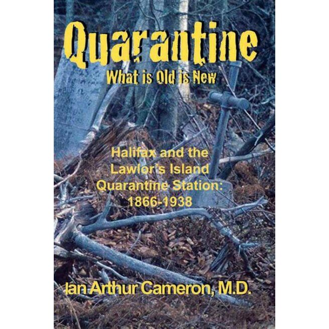 Cover image of Quarantine: What's old is new