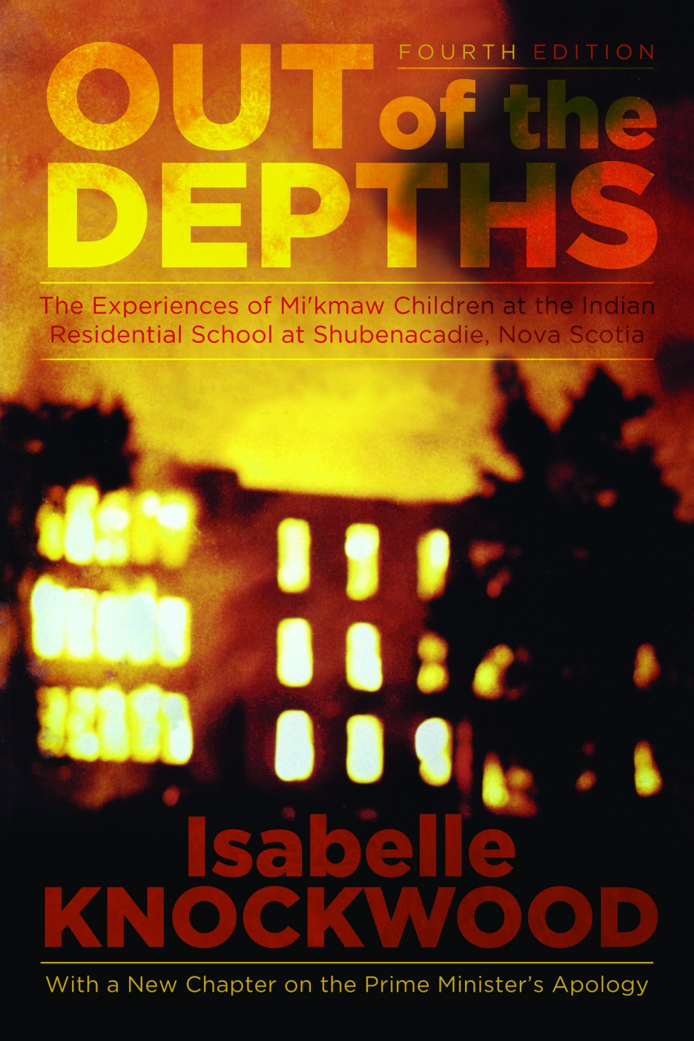 Staff Picks: Chris Benjamin Chooses Out of the Depths by Isabelle Knockwood