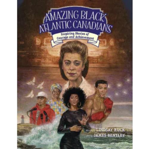 Cover image of Amazing Black Atlantic Canadians