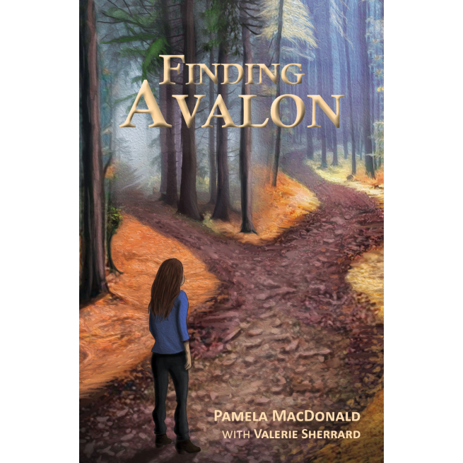 Cover photo of Finding Avalon
