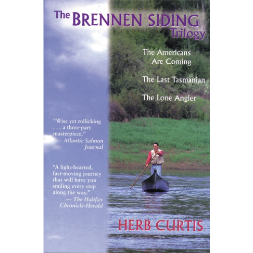 Cover photo of The Brennen Siding Trilogy