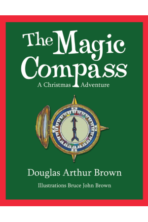 Cover photo of The Magic Compass