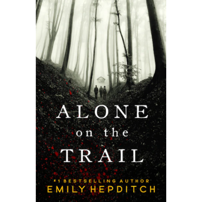 Cover image of Alone on the Trail
