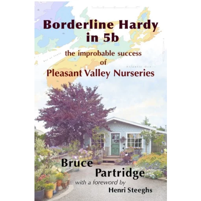 Cover image of Borderline Hardy in 5b