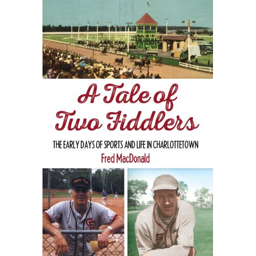 Cover photo of A Tale of Two Fiddlers